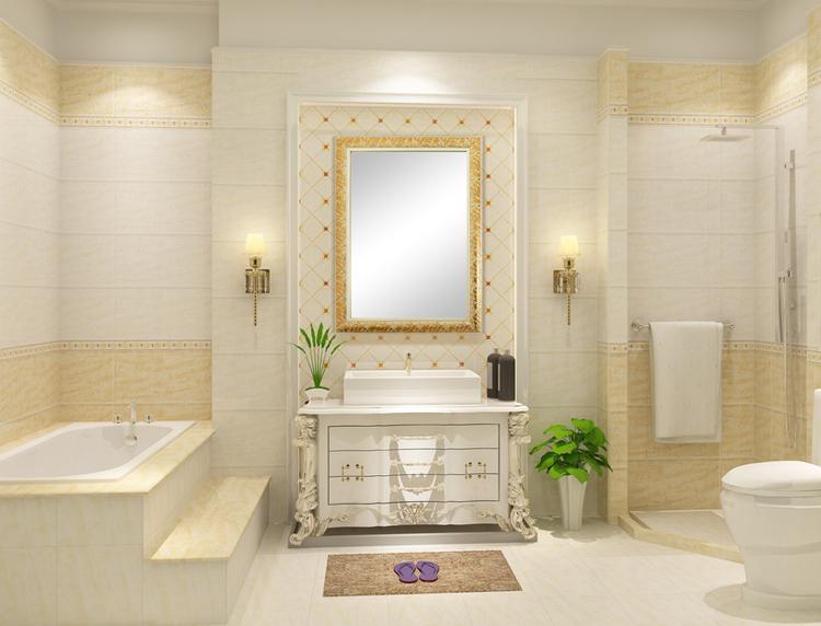 卫生间开门对着镜子好吗?如何破解?