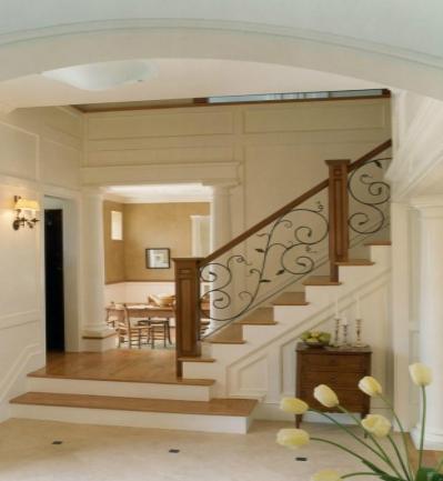 不锈钢楼梯扶手有什么优势