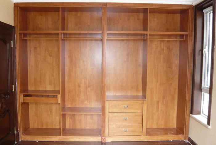 实木衣柜的选购,你知道多少?