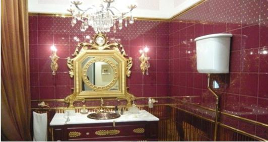 让科学告诉你为什么卫生间镜子能对着门