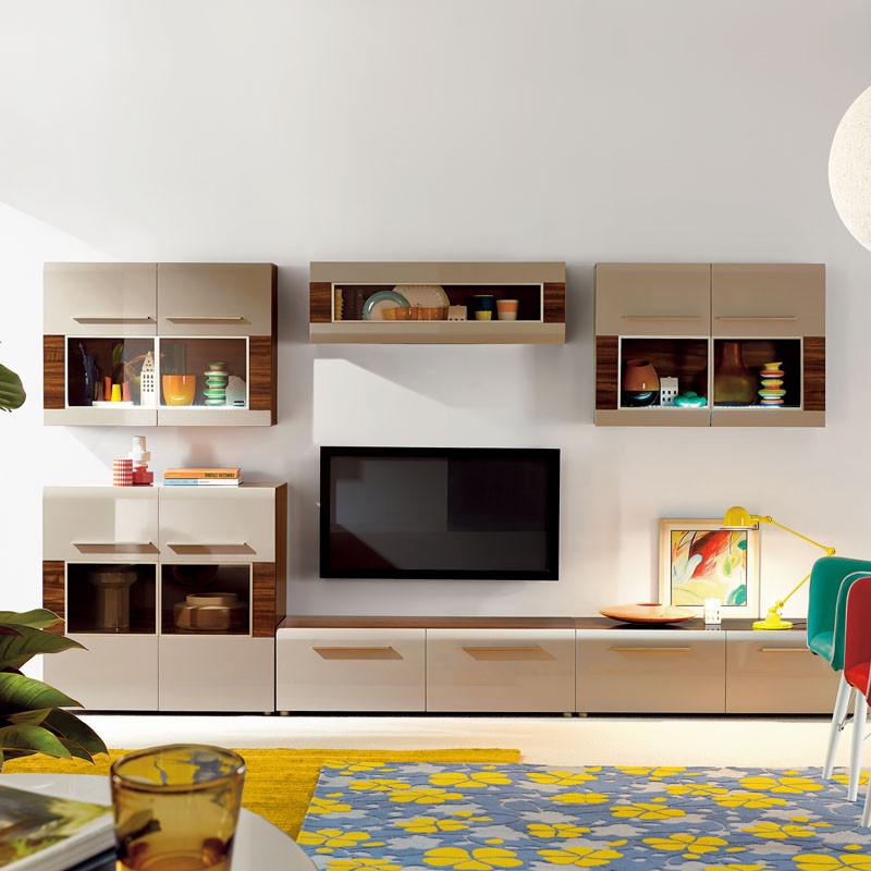 超棒的电视柜设计,你家也要这样做!