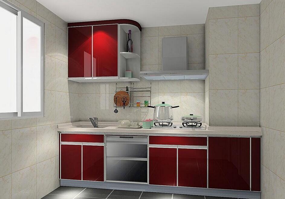 厨房橱柜的颜色搭配你晓得吗?