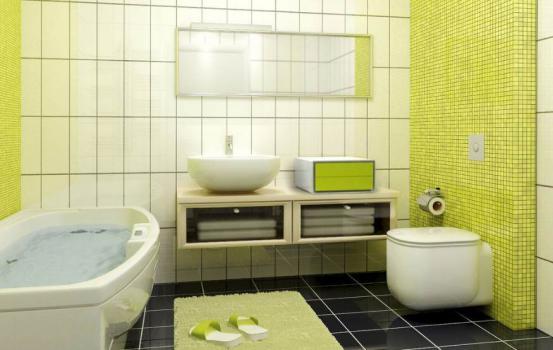 小卫生间装修图 这些用处你都知道了吗