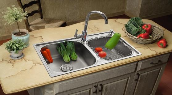 厨房水池堵了怎么办,生活小技巧帮你解决