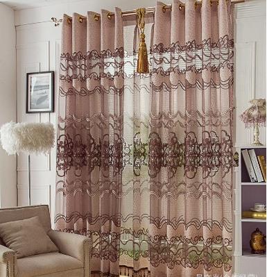 窗帘布批发的种类有哪些
