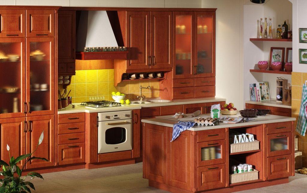 厨房橱柜颜色,摆放风水宜忌都知道了?