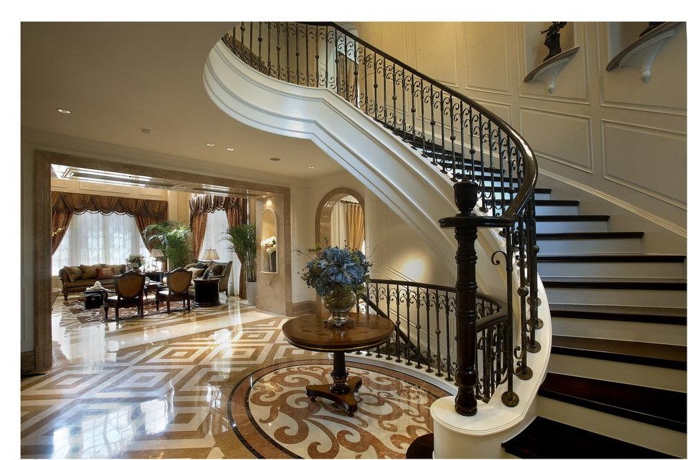 楼梯踏步的选择要慎重