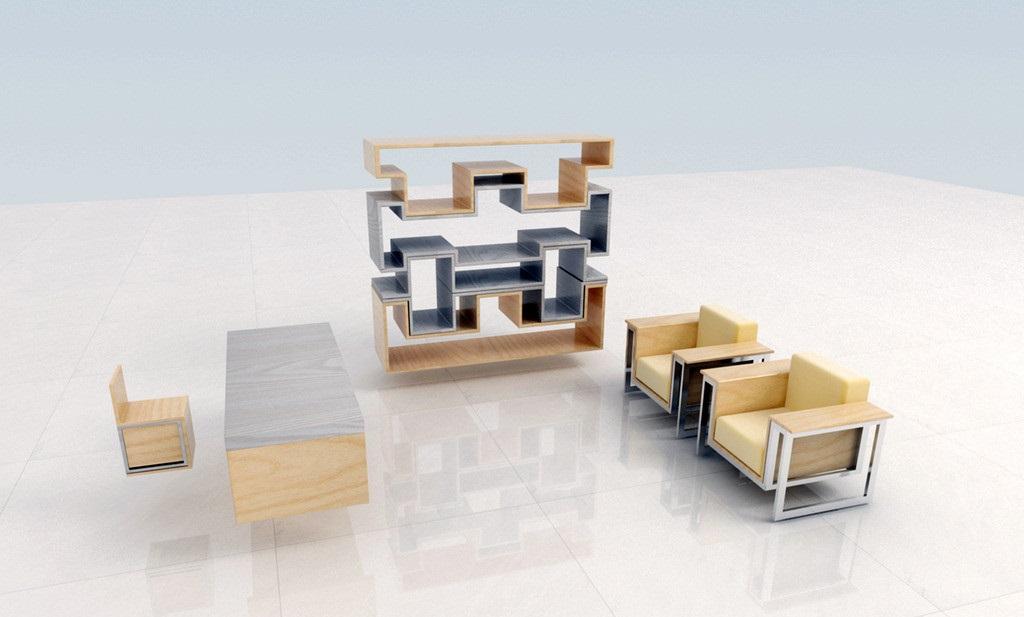 设计决定竞争力 小户型家具越来越受人们喜爱