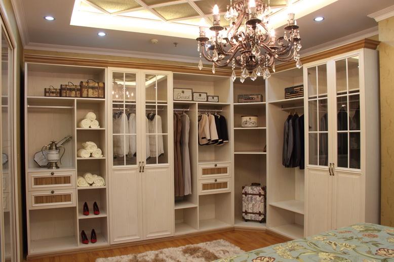 定制家具整体衣柜欣赏