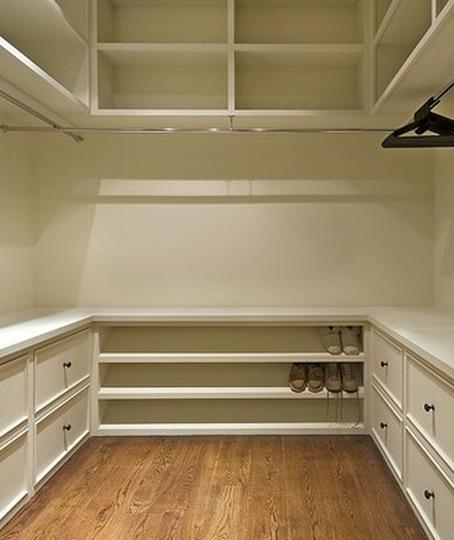 衣帽间需要多大空间 衣帽间怎么设计?