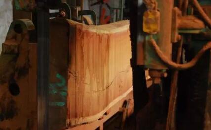 红木家具生产过程