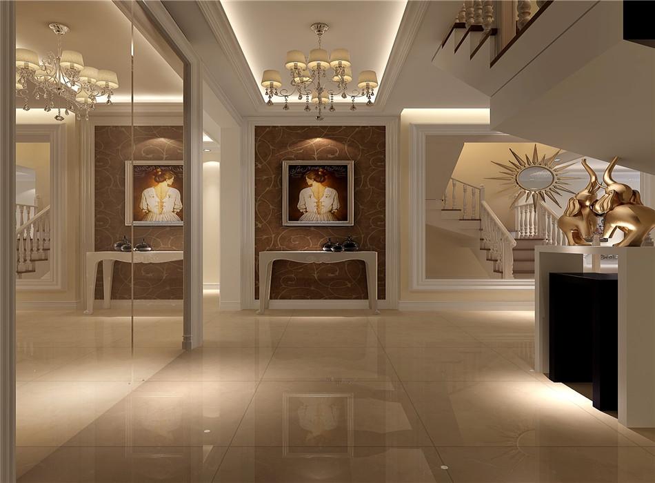 玄关设计效果图-玄关是什么 玄关设计要点有哪些高清图片