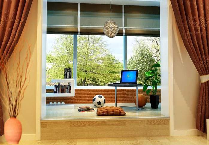如何设计现代榻榻米房间