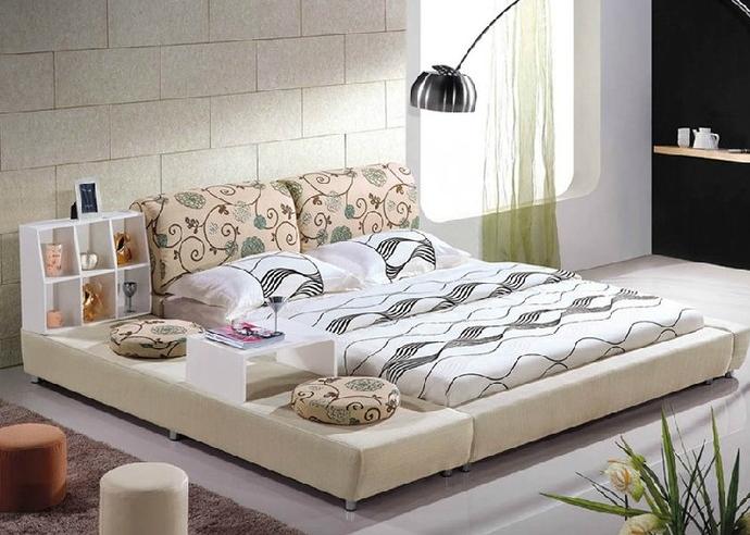 订做榻榻米床,让你的房间惊艳无比