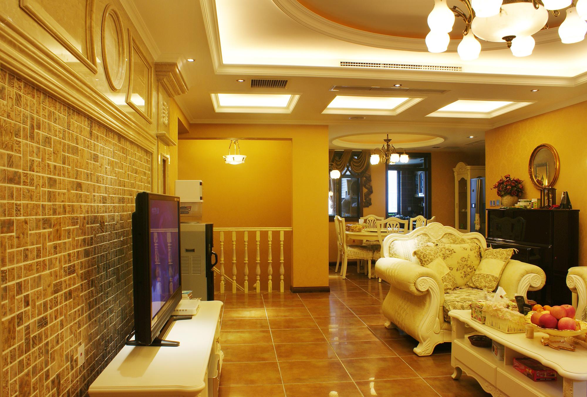客厅装修效果图 五种风格领略不一样的温馨