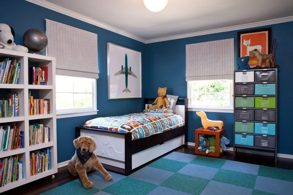 儿童房设计原则知多少,儿童房装修效果图推荐