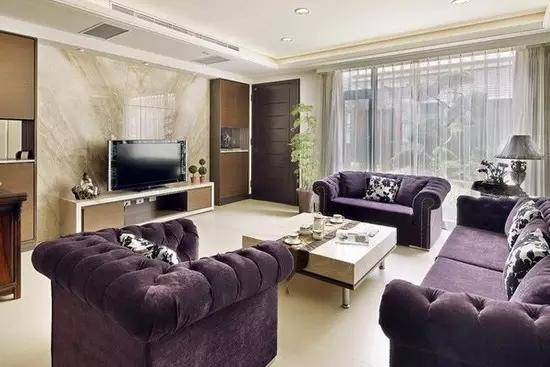 8款客厅电视背景墙 营造自然魅力