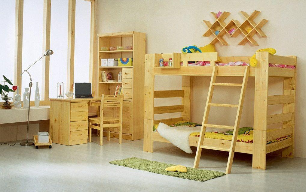 儿童房书柜效果图赏析,益智儿童房书柜设计
