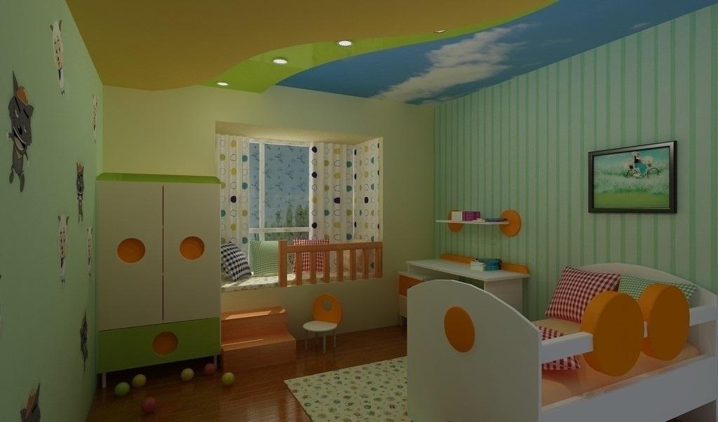 超实用儿童房布置指南,给你和宝宝支几招!