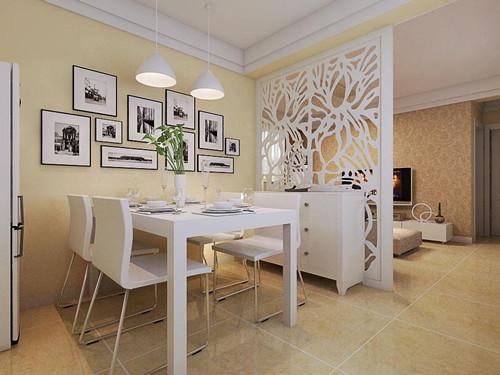 客厅隔断的6个设计方式 客厅隔断装修必看!