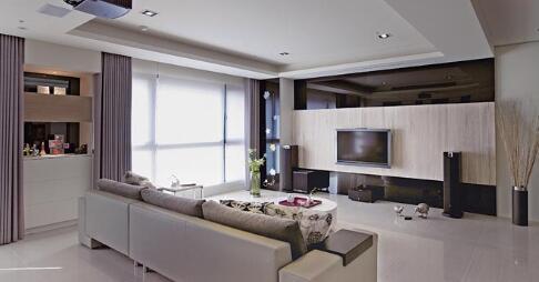 不同风格的客厅装修设计鉴赏,你也来瞧瞧吧!