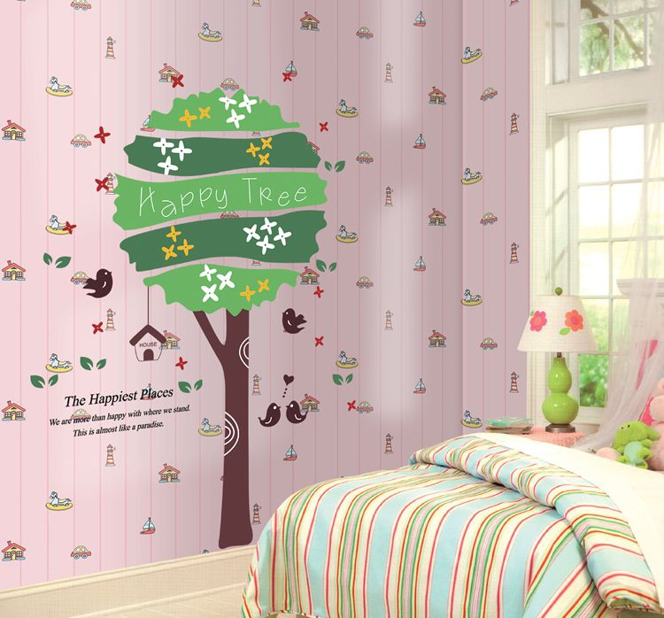 儿童房布置,让宝宝的活动更自由