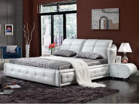 家具床――让你睡得舒服,睡得安逸,睡得有品位