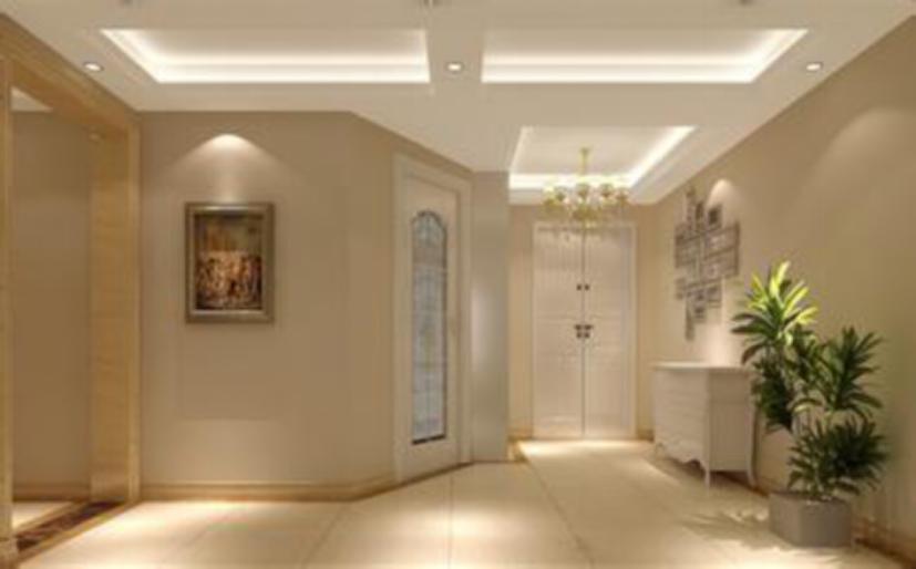 玄关设计效果图 帮助您选择适合自己的玄关