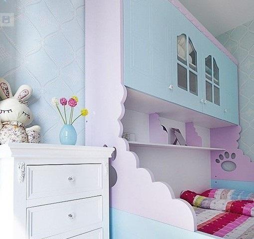 儿童房装修效果图欣赏,羡慕满满!