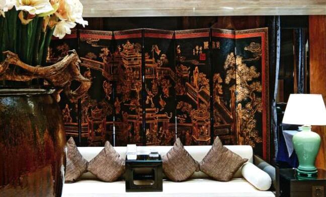 中式屏风 给家带来古香古色的味道