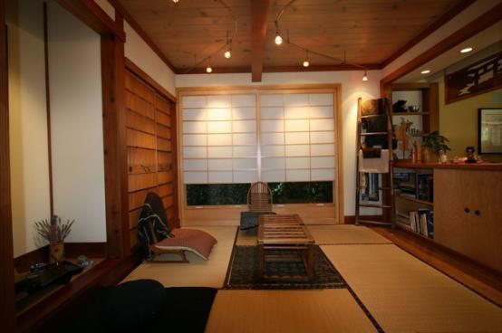 韩式卧室榻榻米发挥出来的作用