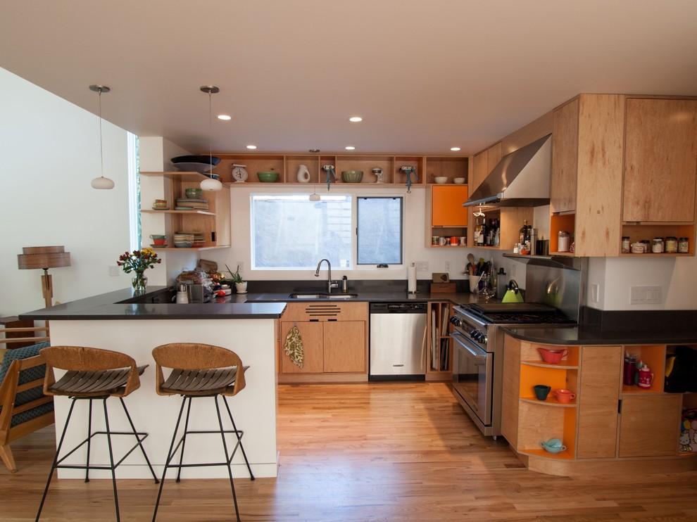 开放式厨房设计 风水宜忌要考虑
