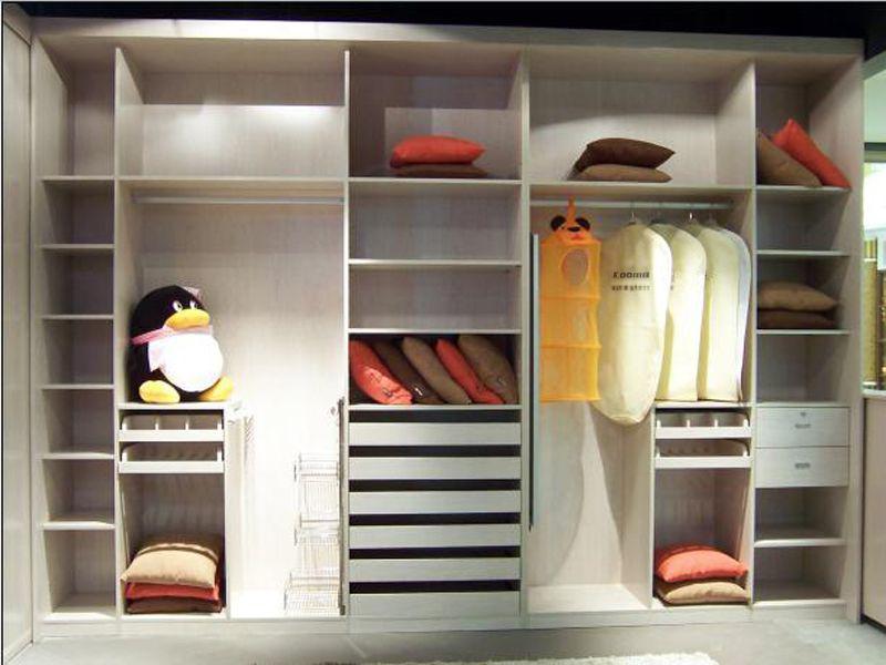 衣柜家具中最受欢迎的几种类型