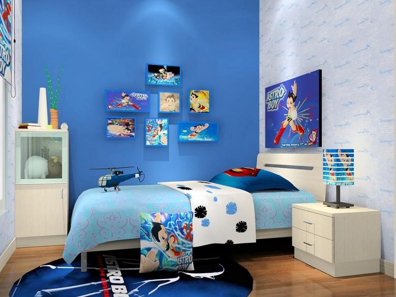 儿童房家具选择,儿童房效果图赏析