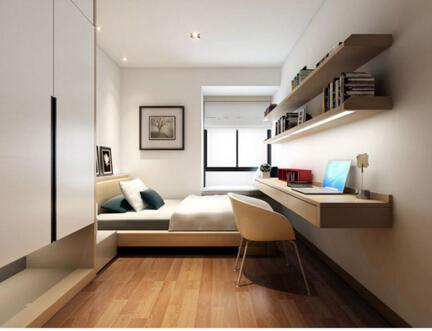 现代榻榻米卧室设计的注意事项
