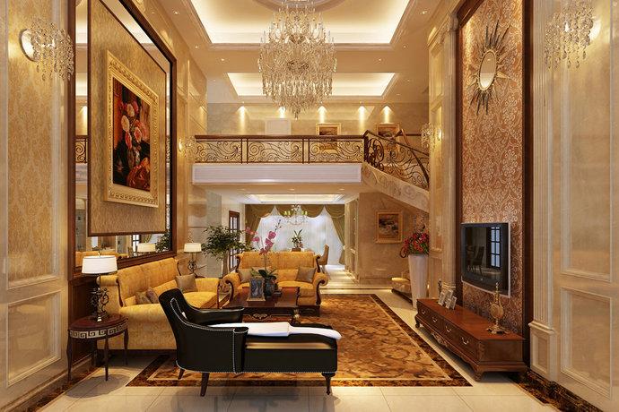 客厅装饰效果图推荐,玄关装饰画不再孤单!