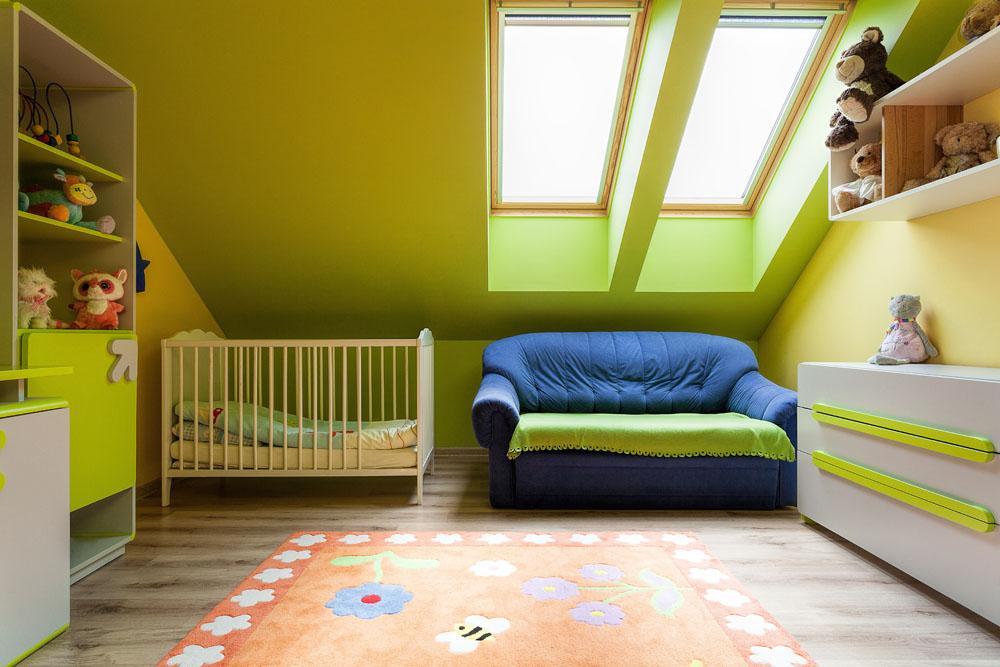 想给孩子最好的,要如何进行儿童房布置?