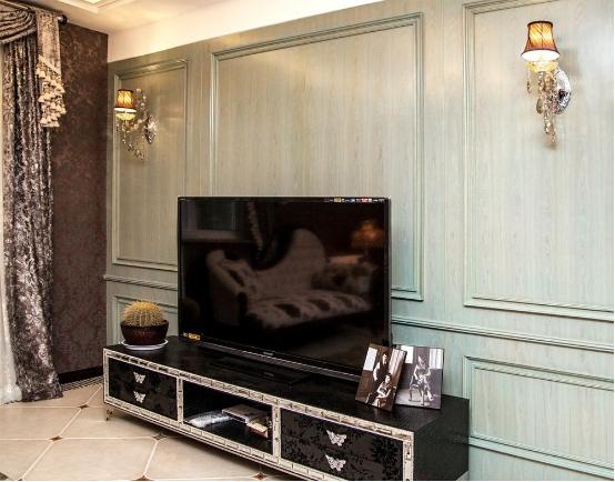 电视柜怎么让客厅变美