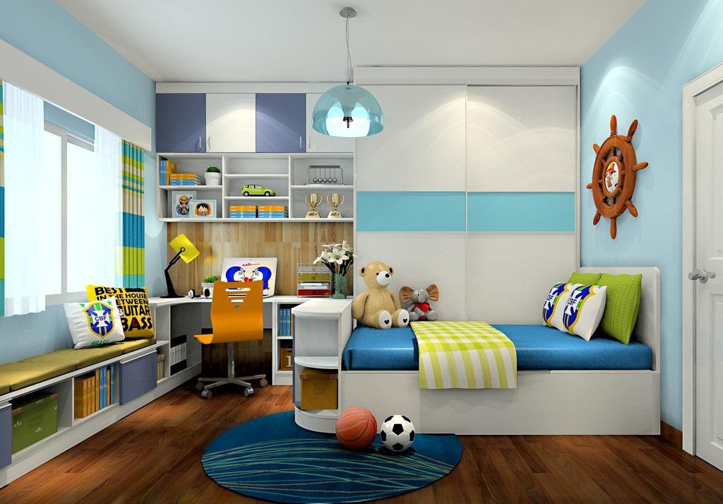 榻榻米儿童房设计需谨慎!