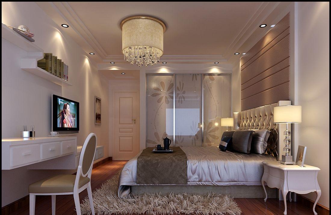 欧式卧室衣柜效果图   不一样的美感!