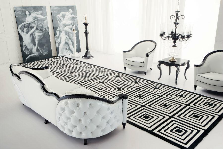 新古典家具的几款风格介绍
