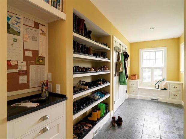 装修鞋柜玄关应该注意什么