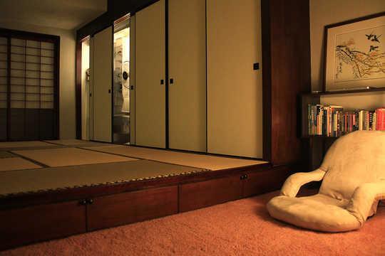 房间榻榻米设计注意事项