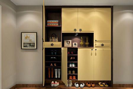 客厅鞋柜需要注意的