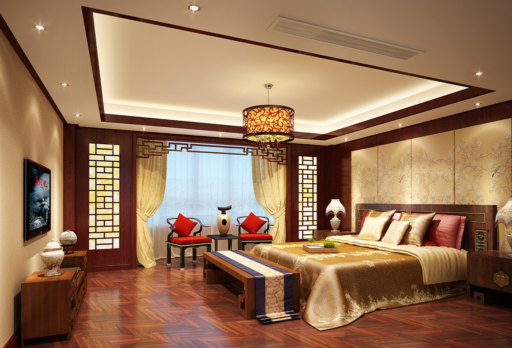 不同样式卧室家具风格图片赏析