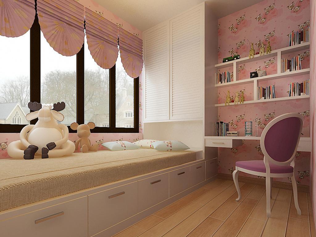 卧室做成榻榻米,优点大列举