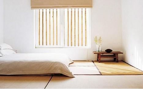 床铺的选择――现代榻榻米床