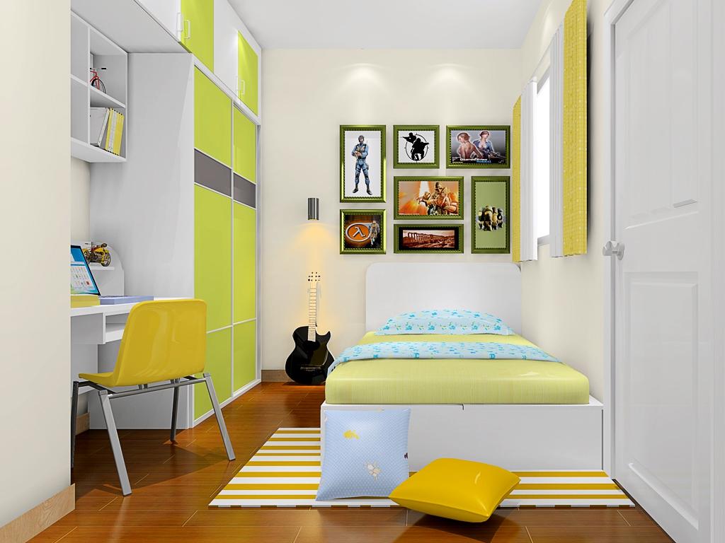 儿童房家具应该如何选择?