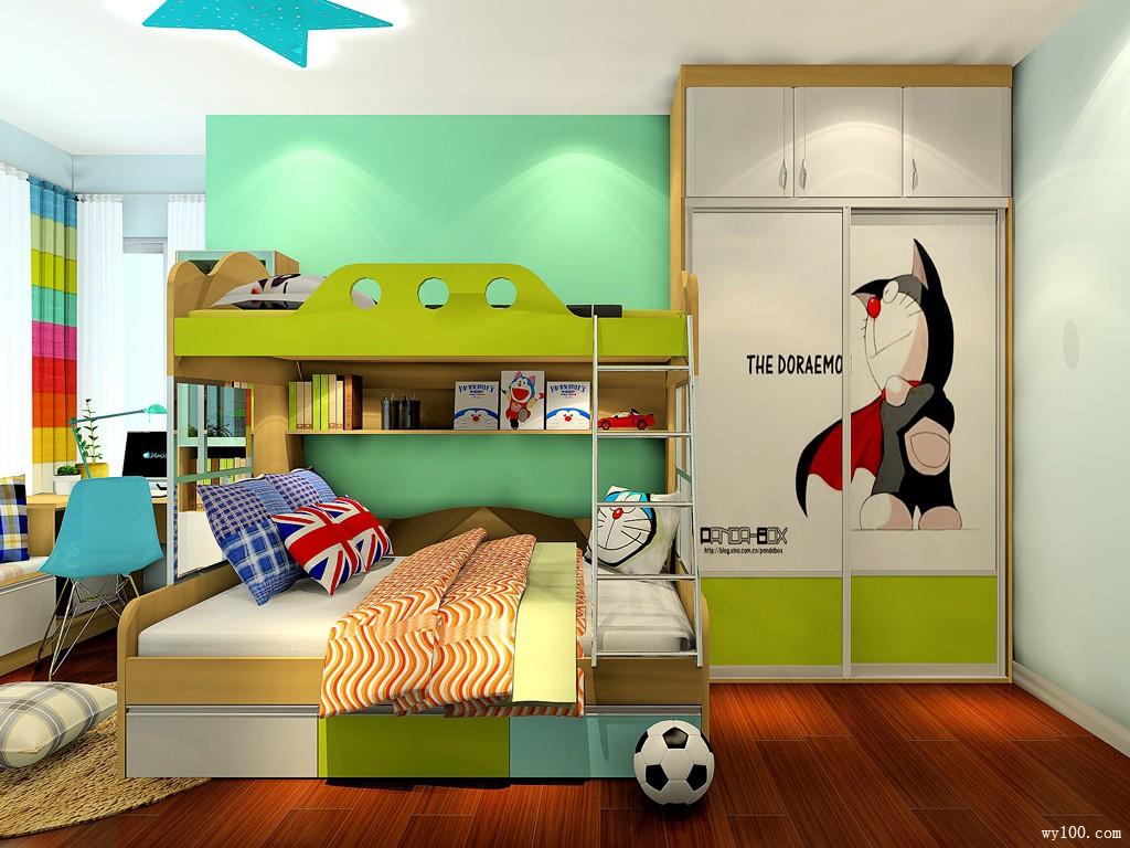儿童房设计哪种适合你?