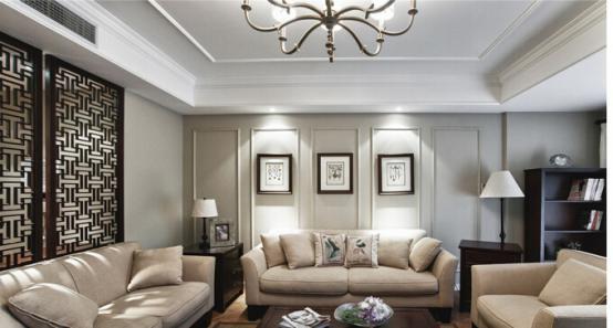 沙发背景墙设计时需要注意什么